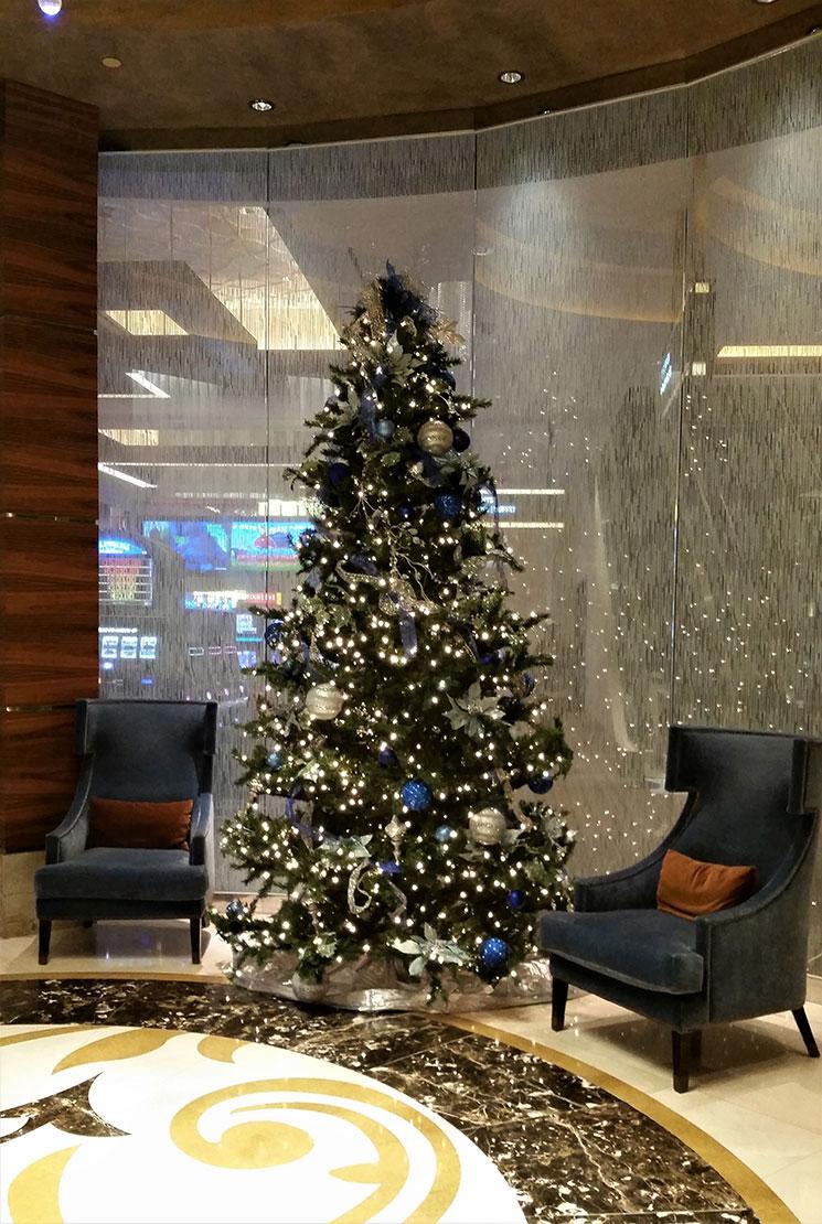Commercial Christmas Decorating Service Interior Exterior Designs